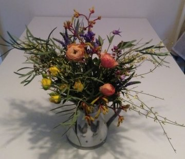 Calming Flowers for Hypnotherapy